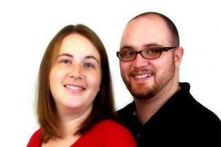 Sarah and Chris 1